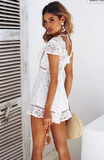 LACE LOVELY ROMPER