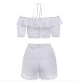 SADIE SWEETIE SHORTS SET - B ANN'S BOUTIQUE