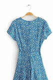 THE BLUE IVY ROMPER - B ANN'S BOUTIQUE