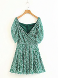 THE GREEN IVY ROMPER