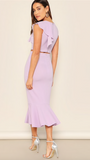 LOVELY IN LAVENDER SKIRT SET - B ANN'S BOUTIQUE