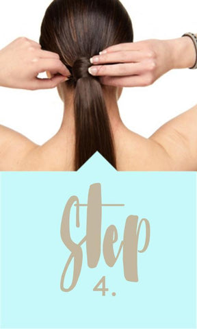 Clip_in_Ponytail_Anwendung