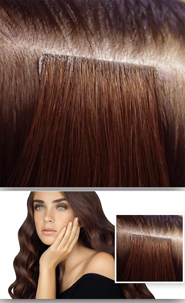 Cover-up-Tape-in Extensions