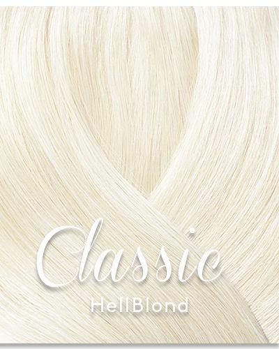Tape-in Extensions PREMIUM LINE Hellblond
