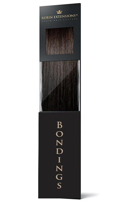 Keratin Bonding Schwarz-Braun Extensions
