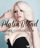 FASHION LINE XL Platinblond