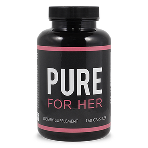 Pure for Her - 160 Capsules