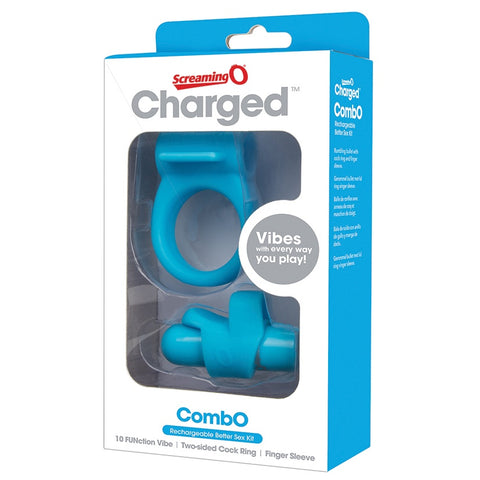 Screaming O Charged CombO Kit #1
