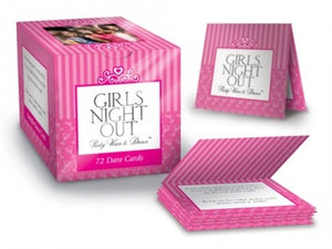Girl's Night Out Party Vows