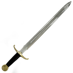 Longsword/ Bastard Sword- High Carbon 1095 Steel Sword- 36""