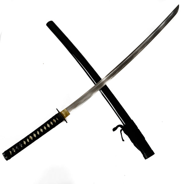 "Katana Sword- High Carbon Damascus Steel Sword- 40.5""-Samurai Sword"