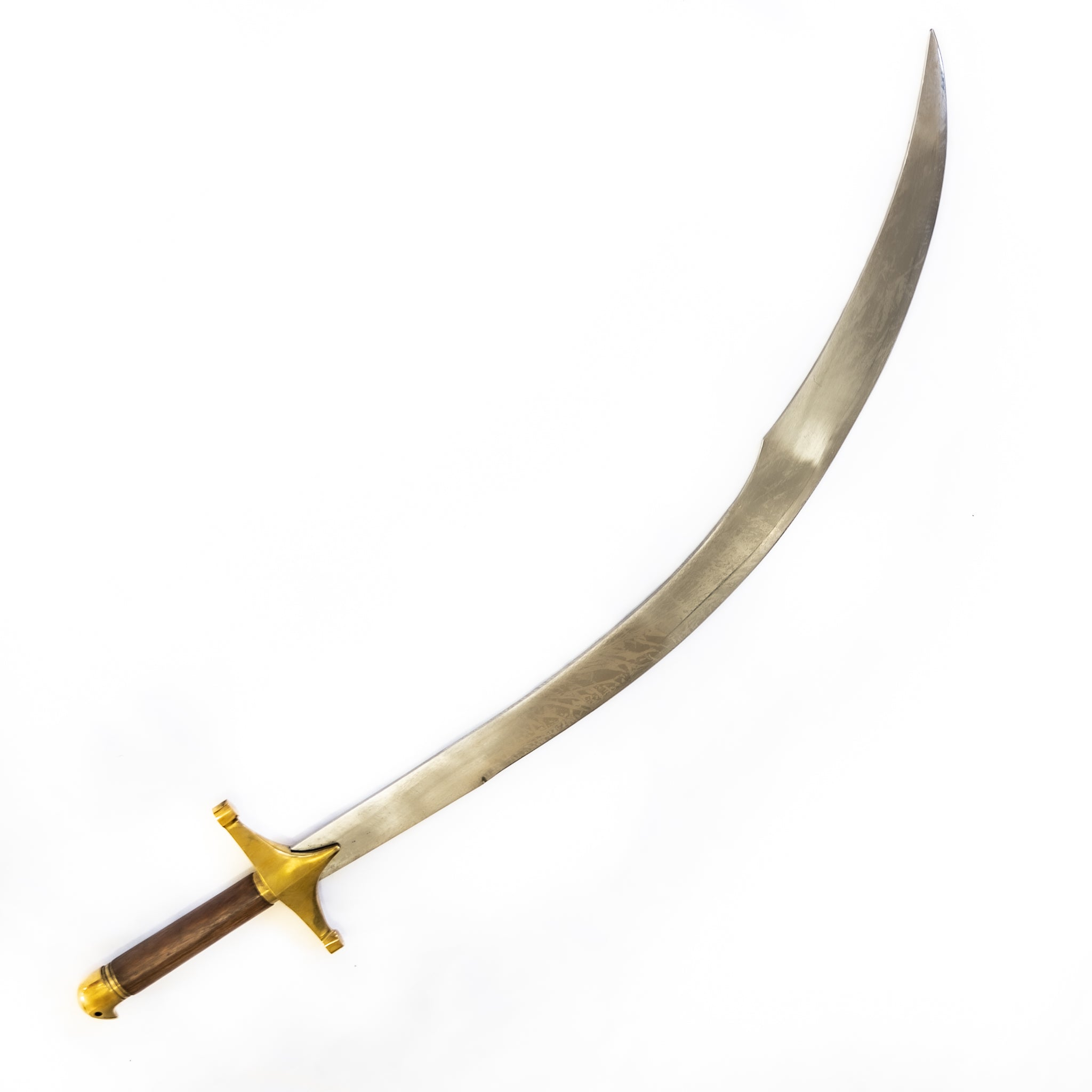 Eagle Scimitar Sword- High Carbon 1095 Steel -32""