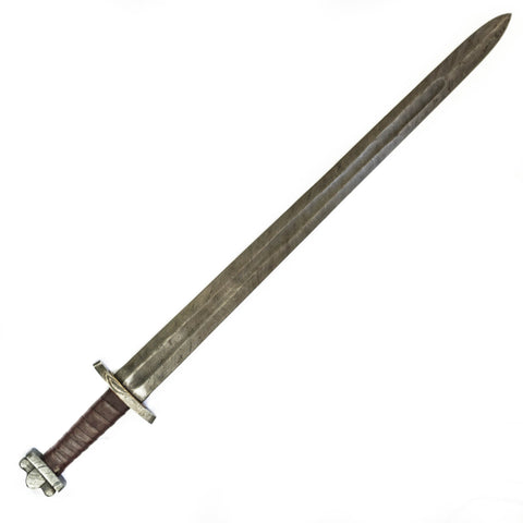 "Viking Sword / Ulfberht - High Carbon Damascus Steel Sword- 38""- Stiklestad"