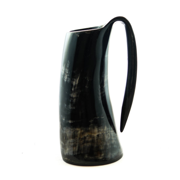 Viking Horn Mug- Large Tankard- 16 Fl Oz