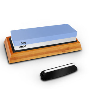 Double-Sided Sword and Knife Sharpening Stone