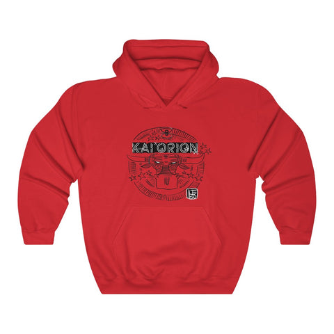 LEBO Art Design KO™ Hooded Sweatshirt