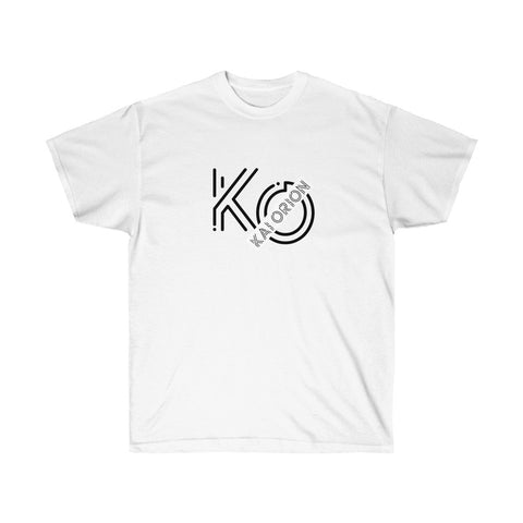 K.O. Unisex Ultra Cotton Tee White