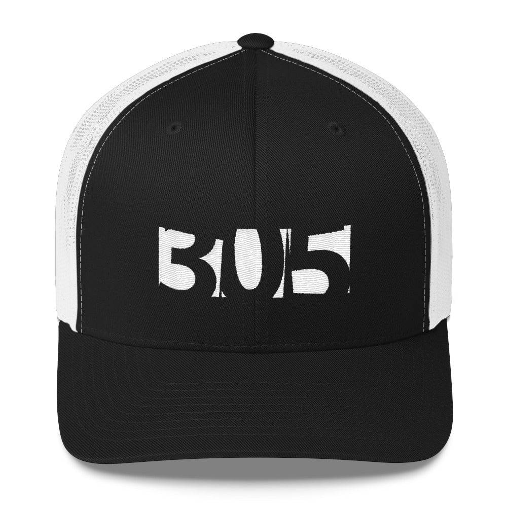 "Bless  ""305"" Trucker Dad Cap BWR"