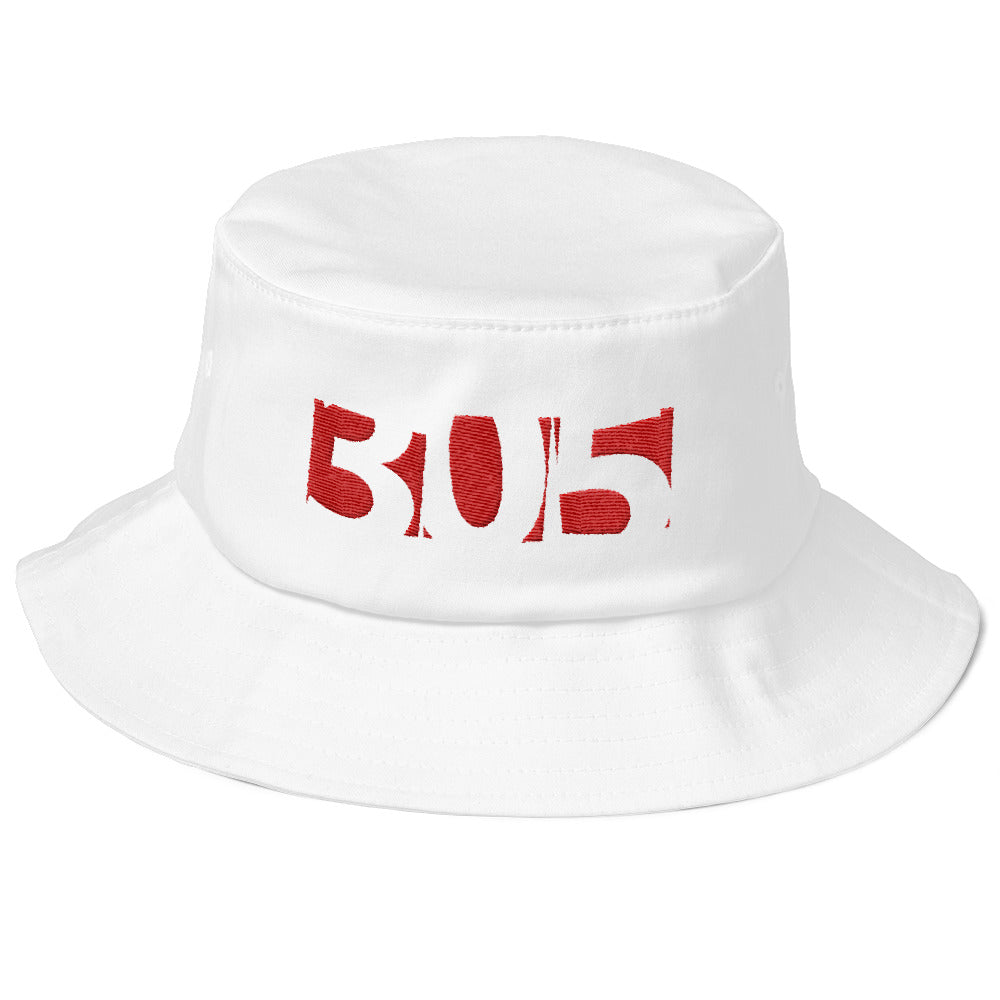 """305"" Old School Bucket Hat"
