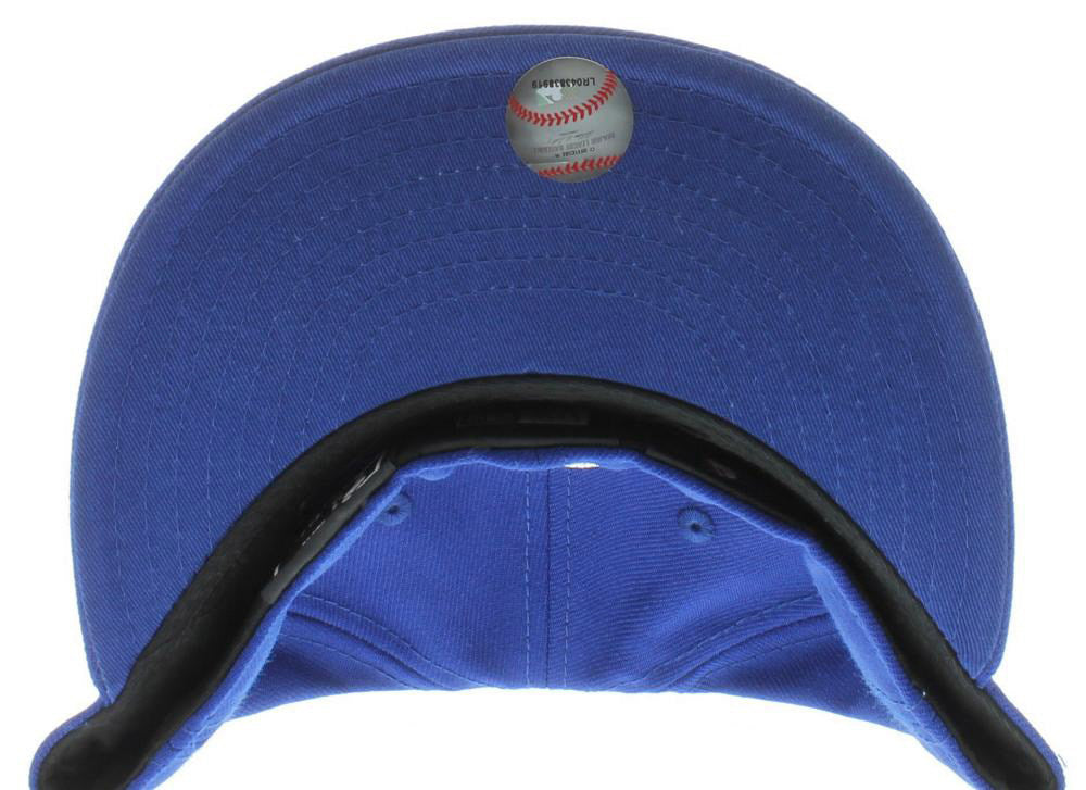 New Era MLB Basic Philadelphia Phillies Royal Blue   White 59fifty Fitted 081889b35e3