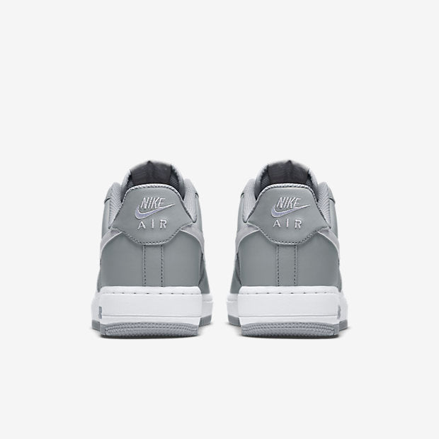 newest 52408 c33cd Nike Air Force 1 Low Wolf Grey   Casa De Caps