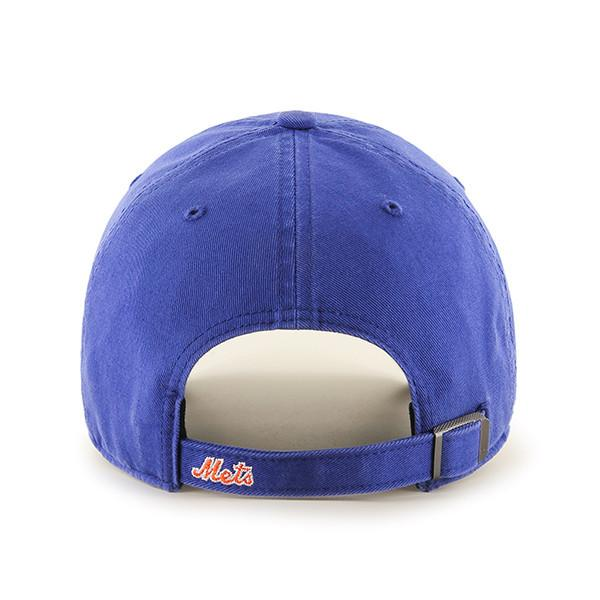 NEW YORK METS SUSPENSE  47 CLEAN UP DAD HAT  a9694627e970