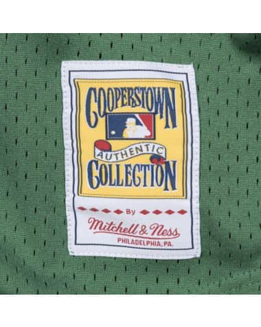 half off cea3d 73ab7 Authentic St. Paddy's Green Mesh BP Jersey New York Mets 1988 Darryl  Strawberry