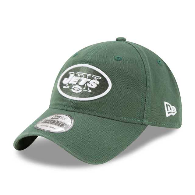 NEW ERA NEW YORK JETS CORE CLASSIC 9TWENTY ADJUSTABLE DAD HAT – Casa ... 4502429e2b7