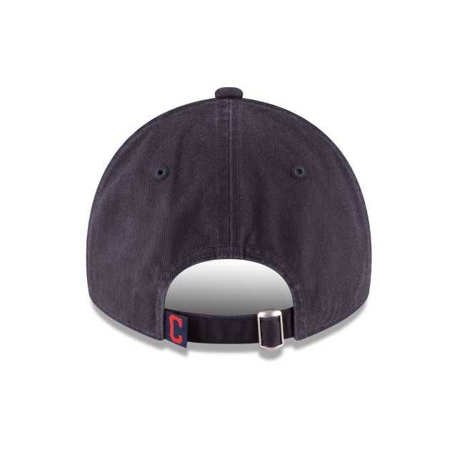 info for 4588b f24ac NEW ERA MLB COLLECTION CLEVELAND INDIANS CORE CLASSIC 9TWENTY ADJUSTABLE  DAD HAT