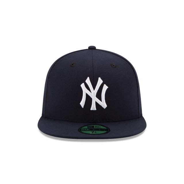 7ce9417717b NEW ERA MLB ON-FIELD COLLECTION NEW YORK YANKEES AUTHENTIC COLLECTION  59FIFTY FITTED