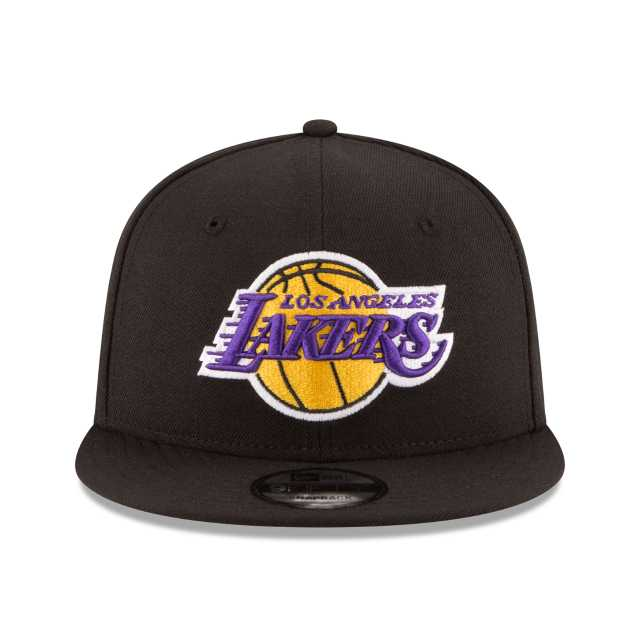 buy online c7739 c47e0 NEW ERA NBA COLLECTION LOS ANGELES LAKERS TEAM COLOR 9FIFTY SNAPBACK