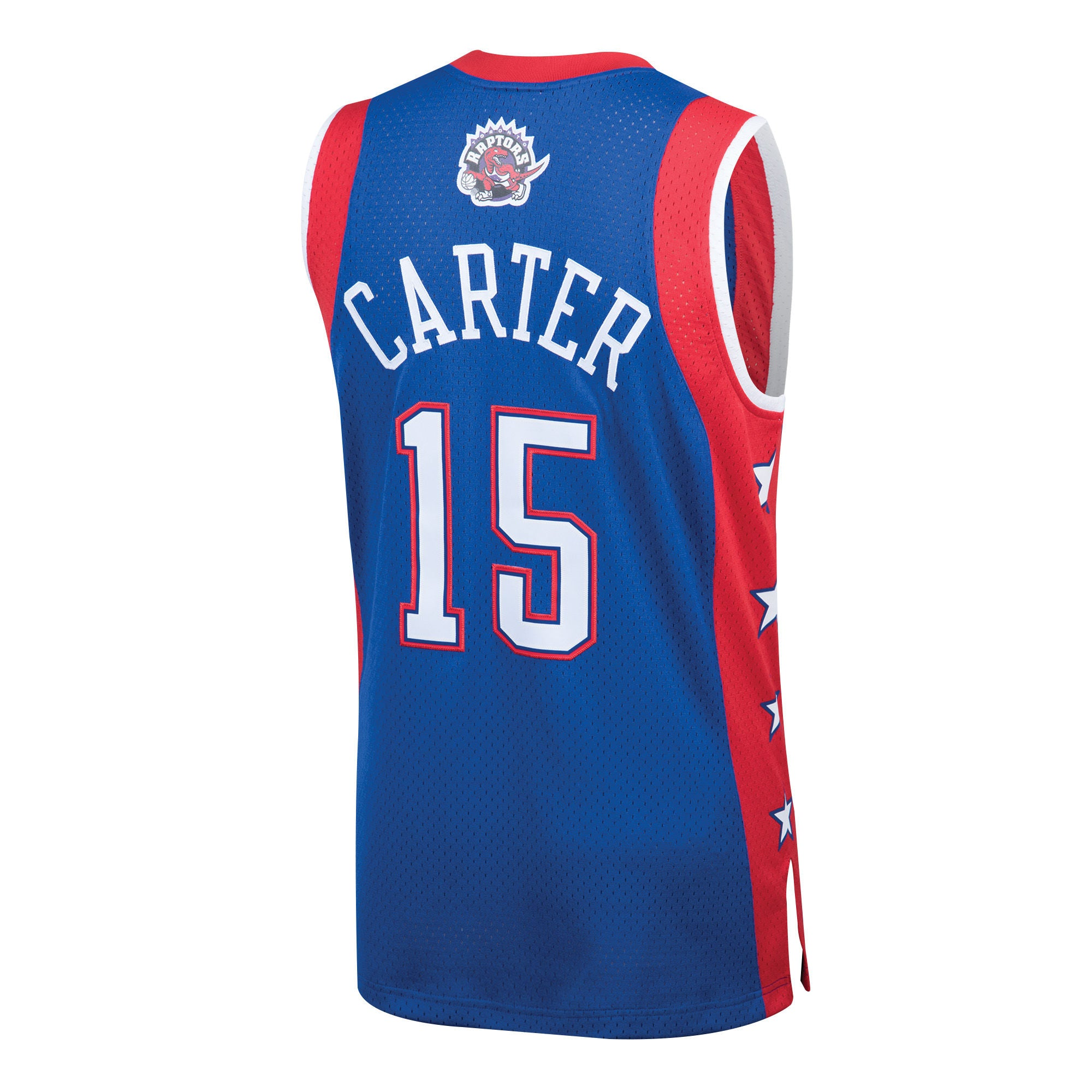 factory price 84778 76a16 Vince Carter Eastern Conference Blue 2004 All-Star Hardwood Classics  Swingman Jersey