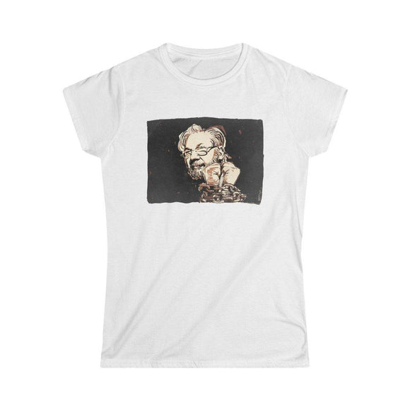Free Assange - World Press Freedom Day Edition - Women's Slim Tee