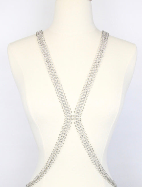 Chain Reaction Body Lace
