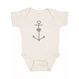 Pip and Daisy Anchor Onesie