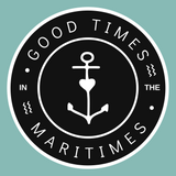 Pre Order: Good Times in the Maritimes Toddler Zip Hoodie