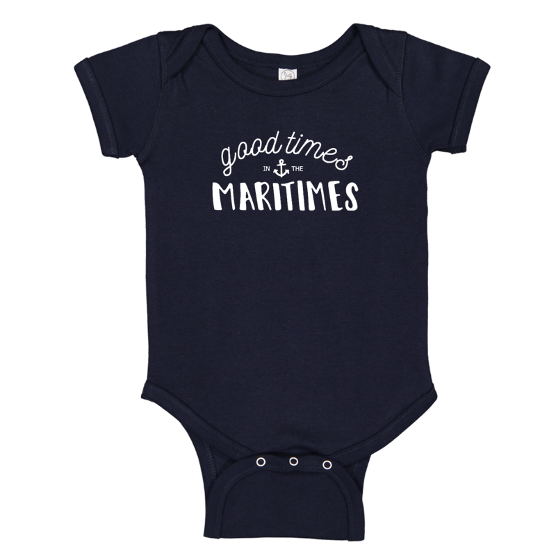Good Times in the Maritimes Onesie