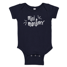 Load image into Gallery viewer, Mini Maritimer Onesie