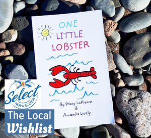 One Little Lobster Book - Pip and Daisy