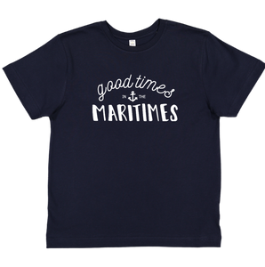 Good Times in the Maritimes Toddler Tee