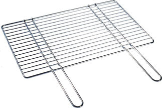 CHROME GRILL RACK