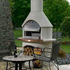 Rondo With Extension base & Pizza Oven Insert