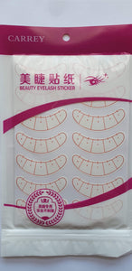 EYELASH MAPPING STICKERS