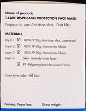 STANDARD FACE MASKS (4LAYERS)