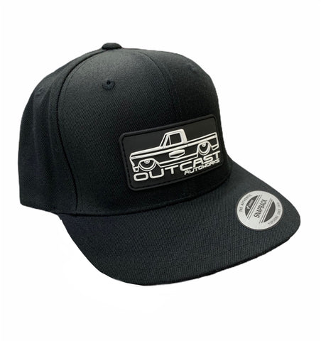 Shop Truck Snap Back Hat