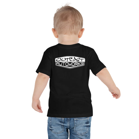 Boy's Toddler Outcast Emblem Tee (2 Colors)