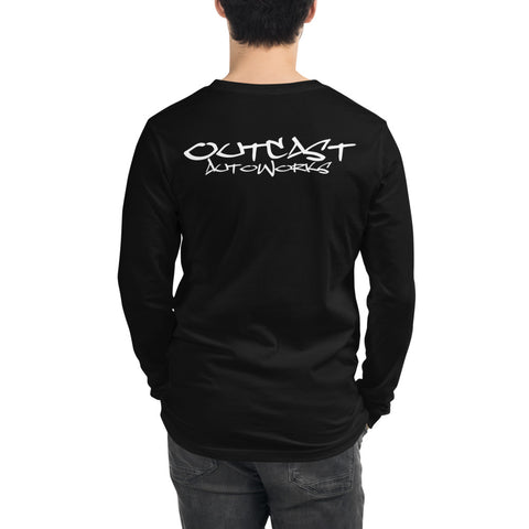 Men's OldSkool Long Sleeve (3 Colors)