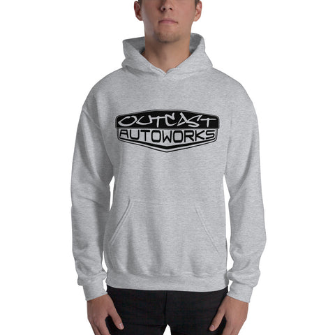Men's Outcast Emblem Hoodie (2 Colors)