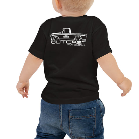 Baby Boy's Shop Truck Tee (2 Colors)