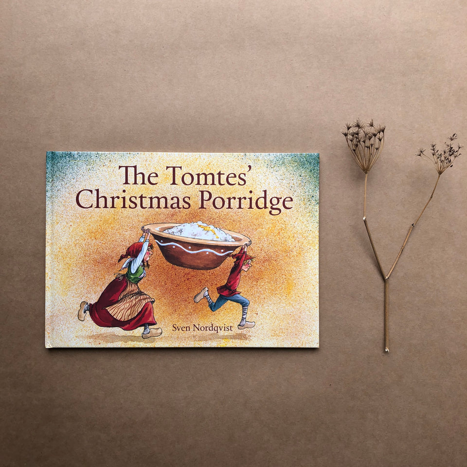 THE TOMTE'S CHRISTMAS PORRIDGE